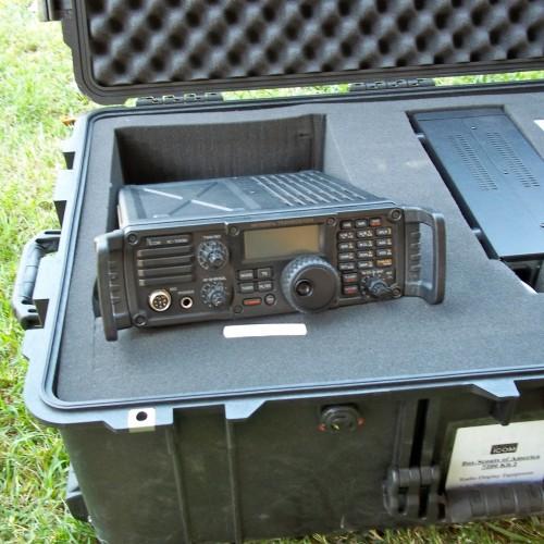 ICOM 7200 Transceiver