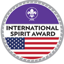 InternationalSpiritAwardPatch