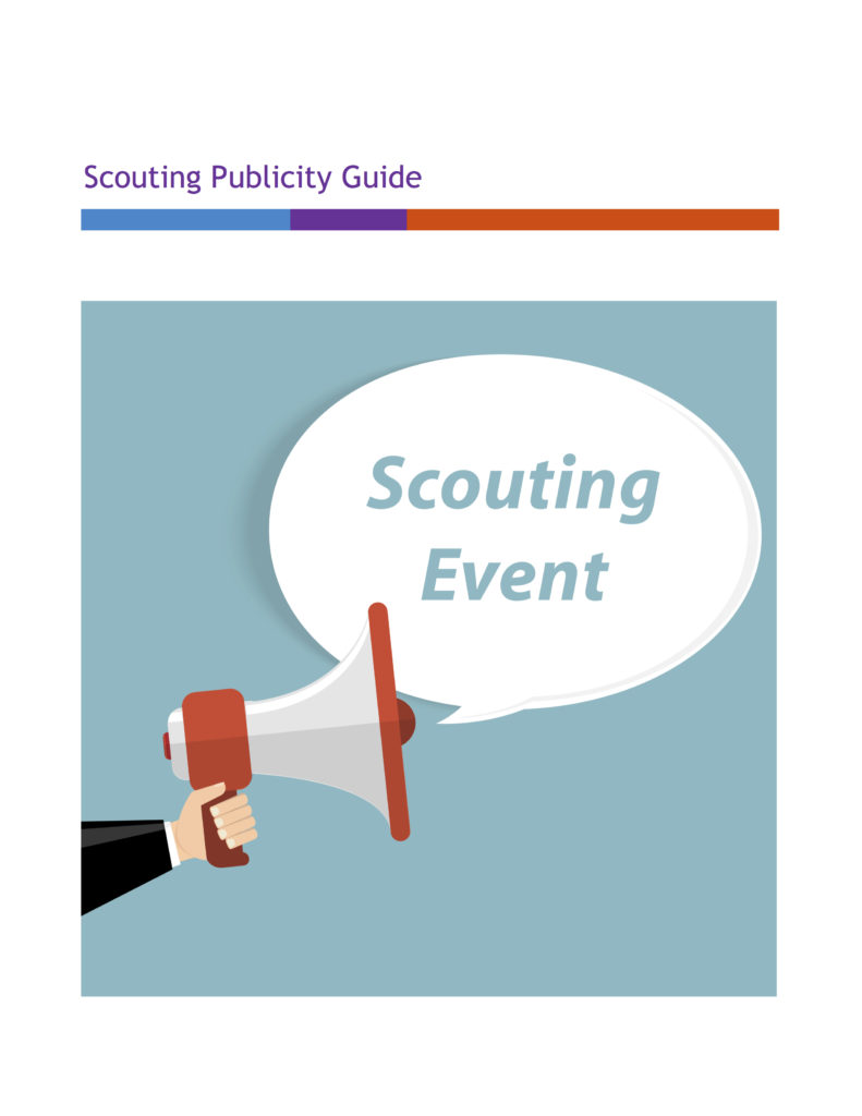 Scouting Publicity Guide V2